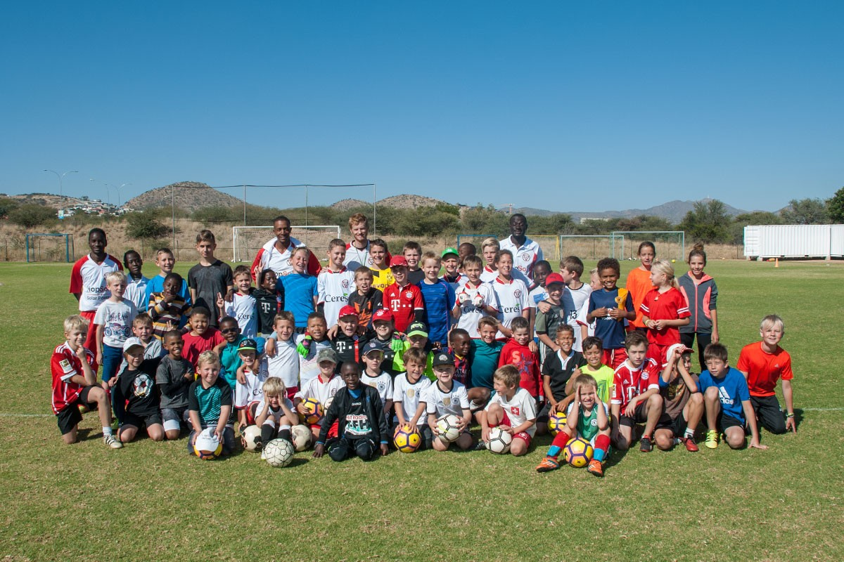 DTS Soccer Camp